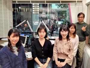 九州アナウンスセミナーラジオ実習2018年10月031日放送分