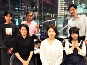 福岡のアナウンススクールKASラジオ実習10月