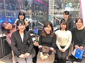 福岡のアナウンススクール、九州アナセミ生ラジオ実習日記2018-12-26